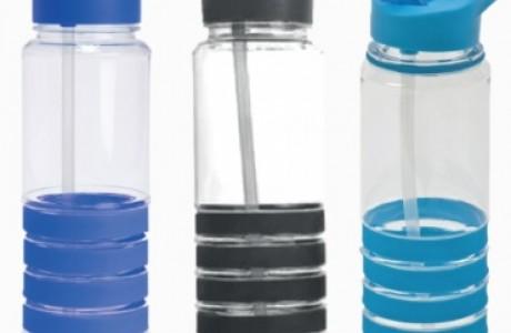 בקבוק שתייה ספורטיבי עם פיית גומי - הלוגו שלך עושה את ההבדל ...