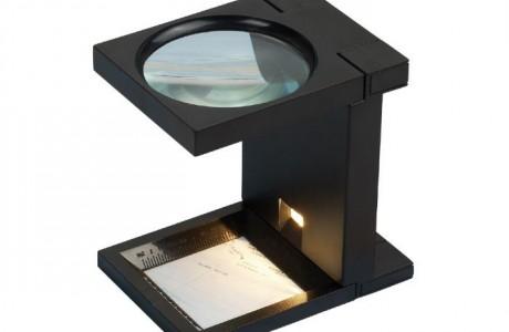 זכוכית מגדלת מקצועית