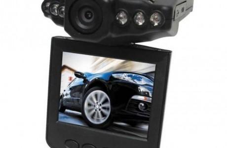 מצלמת רכב HD עם מסך 2.5 אינץ מקליטה ומתעדת את מהלך הנסיעה בזמן אמת