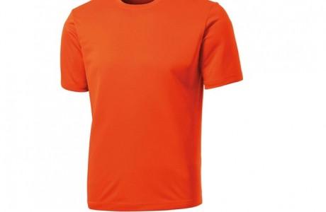 חולצה לריצה ופעילות ספורט המנדפת זיעה