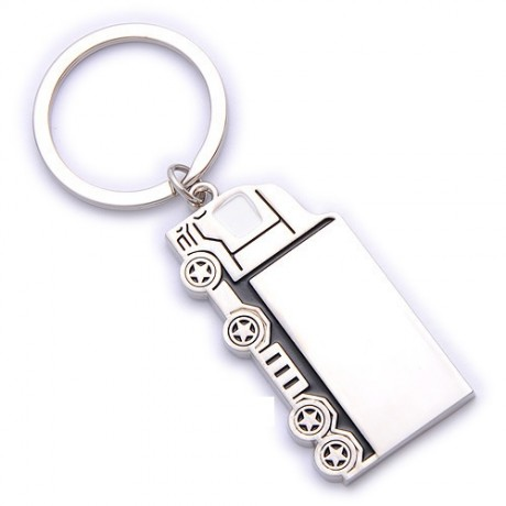 מחזיק מפתחות בעיצוב משאית